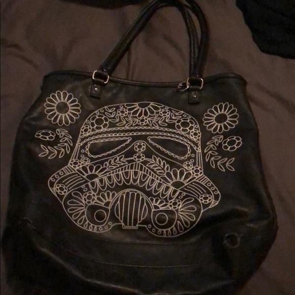 star wars bags gigantic storm trooper bag poshmark